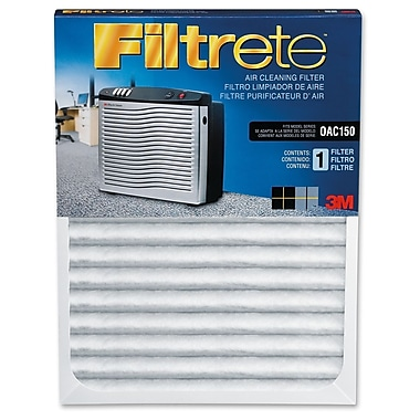 3m workspace solutions air filter oac150rf replacement filtrete - Filtrete Air Filter