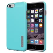 "Incipio® DualPro® Hard Shell Case For 5.5"" iPhone 6 Plus, Cyan/Charcoal"