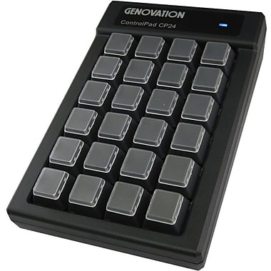 GENOVATION CP24-USBHID Controlpad