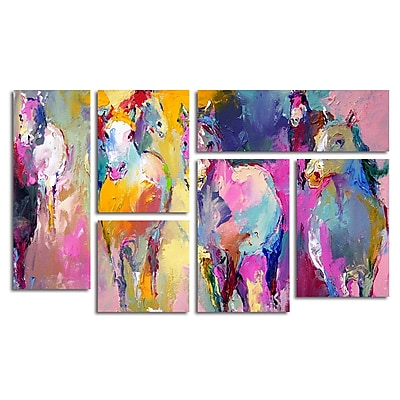 Trademark Fine Art Canvas Painting Talents 28