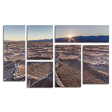 Trademark Fine Art Canvas Art Badwater 28