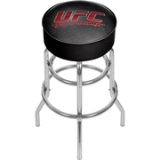 UFC Swivel Bar Stool, Black