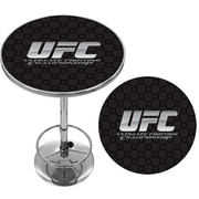 UFC Vinyl & Foam Bar Stool, Black