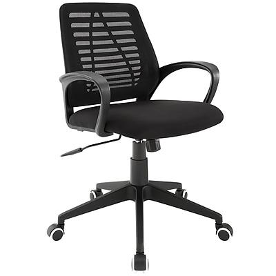 Modway EEI-1250-BLK Ardor Office Chair, Black