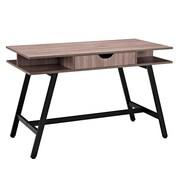 Modway EEI-1324-BIR Contemporary Wood/Melamine/Metal Writing desk