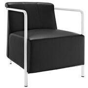 Modway Ebb EEI-1439 Steel/Vinyl Lounge Chair