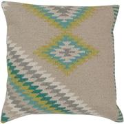 Surya LD034 Kilim 100% Linen w/ Cotton Detail