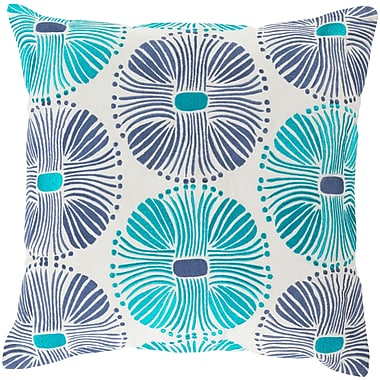 Surya KSM001-2222D Multi Burst 100% Cotton, 22
