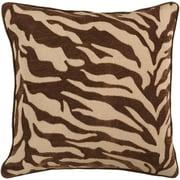 Surya JS033 Velvet Zebra 100% Poly