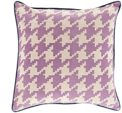 Surya SY039-2020D Houndstooth 100% Cotton, 20