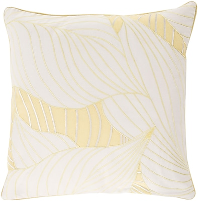 Surya KSH006-2222P Hosta 100% Cotton, 22