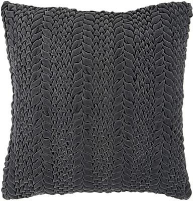 Surya P0276-2222D Velvet Luxe 100% Cotton, 22