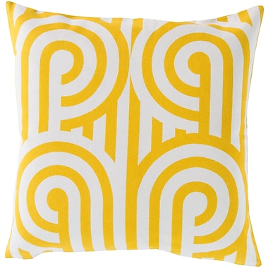 Surya FB024-2020P Turnabouts 100% Cotton, 20