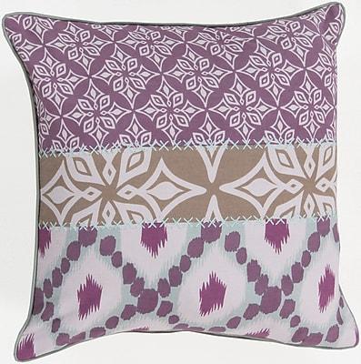 Surya KS005-2020D Pattern Mix 100% Cotton 20