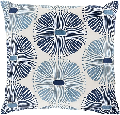 Surya KSM005-2222P Multi Burst 100% Cotton, 22