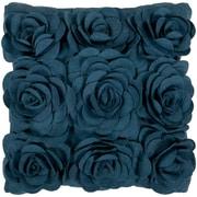 Surya FA082 Felted Floral 100% Wool