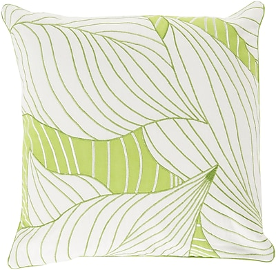 Surya KSH001-2222P Hosta 100% Cotton, 22
