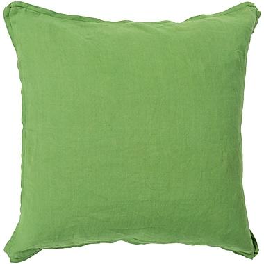 Surya SL002-1818D Decorative Pillows 100% Linen 22