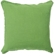 Surya SL002-1818D Decorative Pillows 100deg Linen