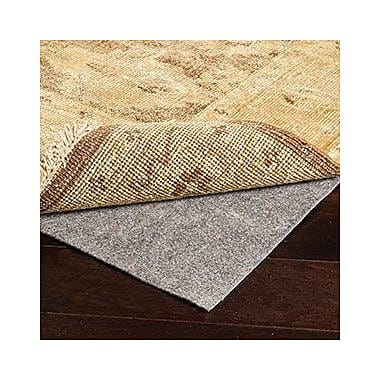 Surya PADS-6RD Recycled Synthetic Fibers Round Rug Pad, 6'