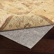 Surya PADS-99RD Recycled Synthetic Fibers Rug Pad, 9' x 9""