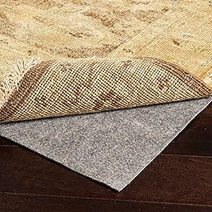 Surya PADS-23 Recycled Synthetic Fibers Rug Pad, 2' x 3'