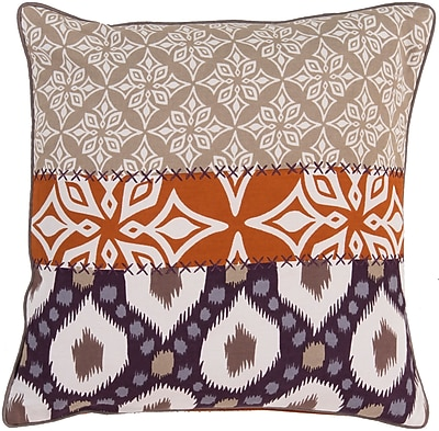 Surya KS008-2020D Pattern Mix 100% Cotton 20