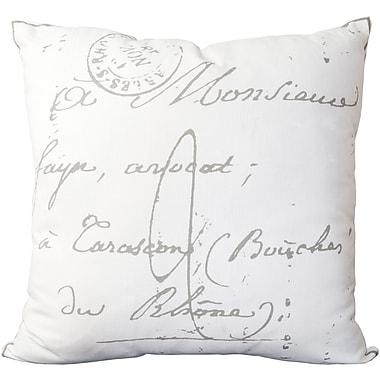 Surya LG512-2222D Montpellier 100% Cotton, 22