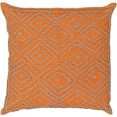 Surya LD029-2020D Atlas 100% Linen w/ Cotton Detail, 20