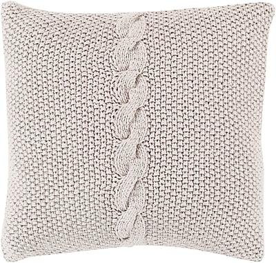 Surya GN002-1818P Genevieve 100% Cotton, 18