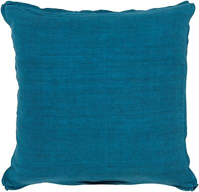 Surya SL006-1818D Decorative Pillows 100% Linen 22