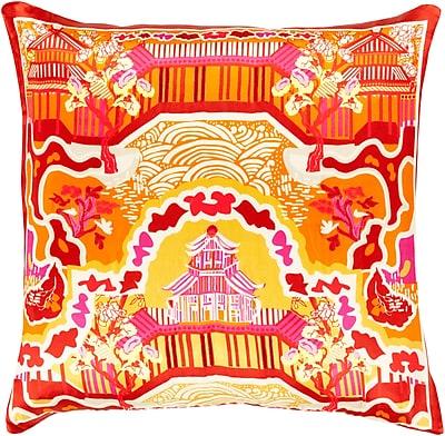 Surya GE009-1818P Geisha 100% Silk, 18
