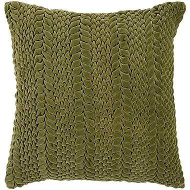 Surya P0278-2222D Velvet Luxe 100% Cotton, 22