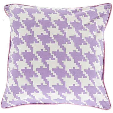 Surya SY036-2020D Houndstooth 100% Cotton, 20