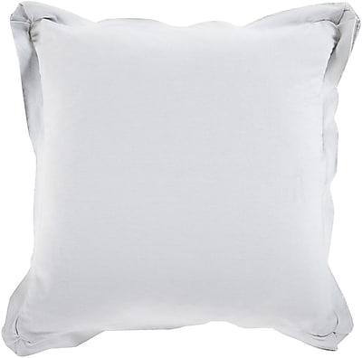 Surya TF011-2020P Triple Flange 100% Cotton, 20