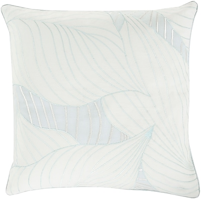 Surya KSH007-2222P Hosta 100% Cotton, 22