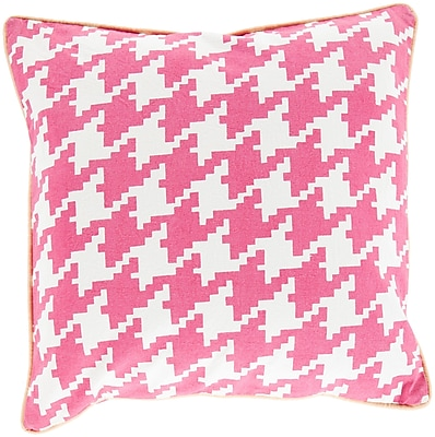 Surya SY037-2020P Houndstooth 100% Cotton, 20