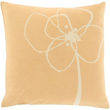 Surya LJB004-2222D Blomster 100% Cotton, 22