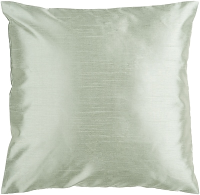 Surya HH031-2222D Solid Luxe 100% Polyester, 22