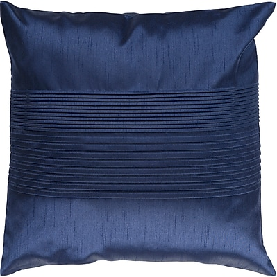 Surya HH029-2222P Solid Pleated 100% Polyester, 22