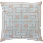 Surya LD010 Gramercy 100% Linen w/ Cotton Detail