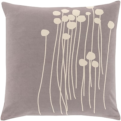 Surya LJA005-1818D Abo 100% Cotton, 18