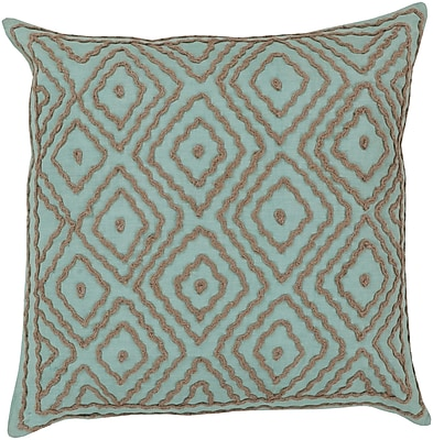 Surya LD027-2020P Atlas 100% Linen w/ Cotton Detail, 20