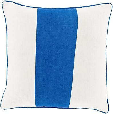 Surya LS001-2222D Linen Stripe 100% Linen, 22