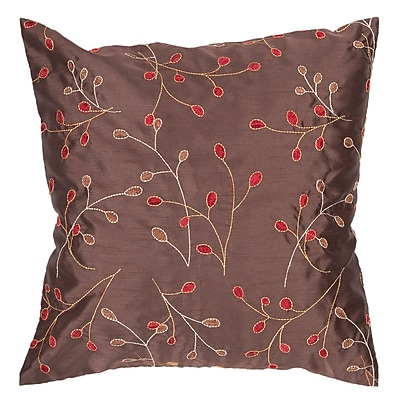 Surya HH094-1818P Blossom 100% Polyester, 18