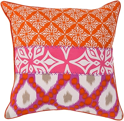 Surya KS006-2020D Pattern Mix 100% Cotton 20