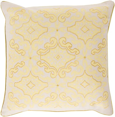 Surya KSI001-2222D Ikat 100% Cotton, 22
