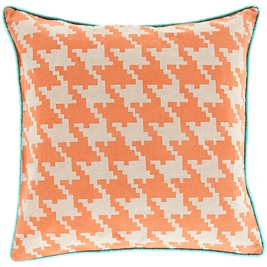 Surya SY040-2222P Houndstooth 100% Cotton, 22