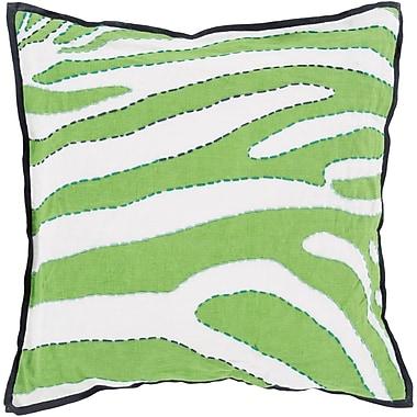 Surya LD040-2020P Zebra 100% Linen, 20