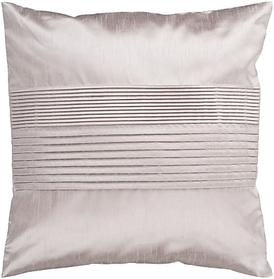 Surya HH015-2222P Solid Pleated 100% Polyester, 22